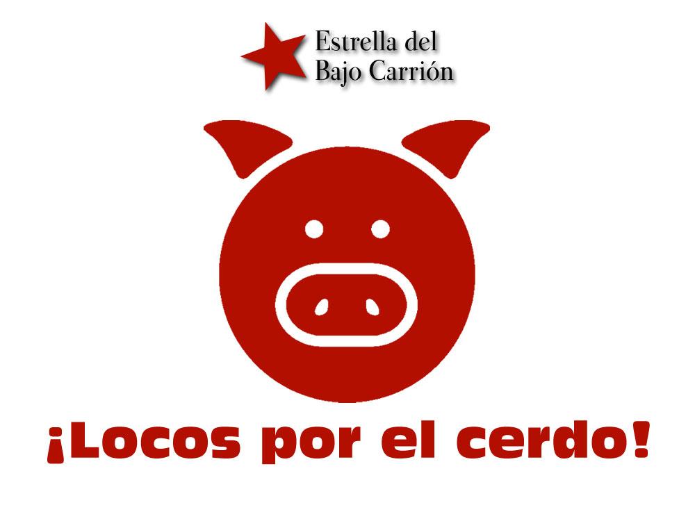 Menú Locos por el Cerdo en Estrella del Bajo Carrión